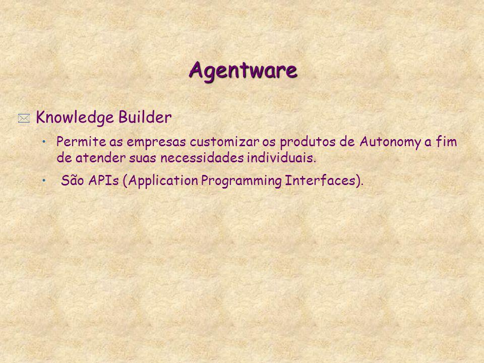 Agentware Knowledge Builder