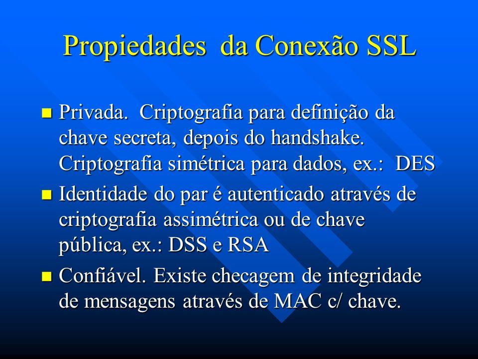 Propiedades da Conexão SSL