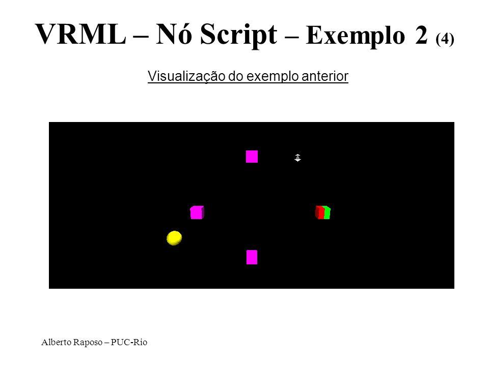 VRML – Nó Script – Exemplo 2 (4)