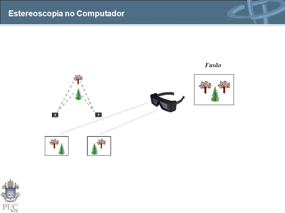 Estereoscopia no Computador
