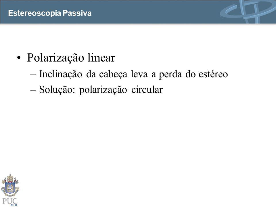 Estereoscopia Passiva