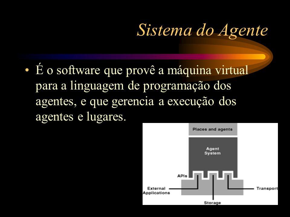 Sistema do Agente
