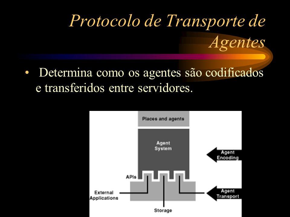 Protocolo de Transporte de Agentes