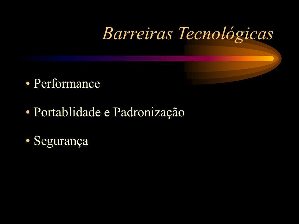 Barreiras Tecnológicas