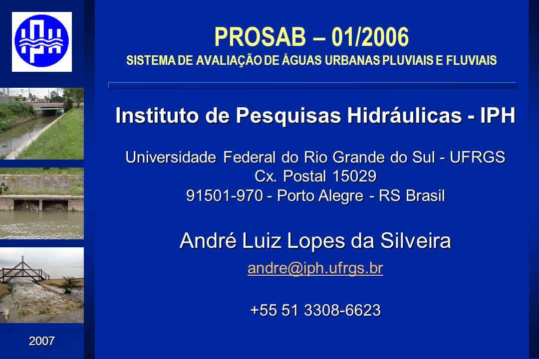 Instituto de Pesquisas Hidráulicas - IPH