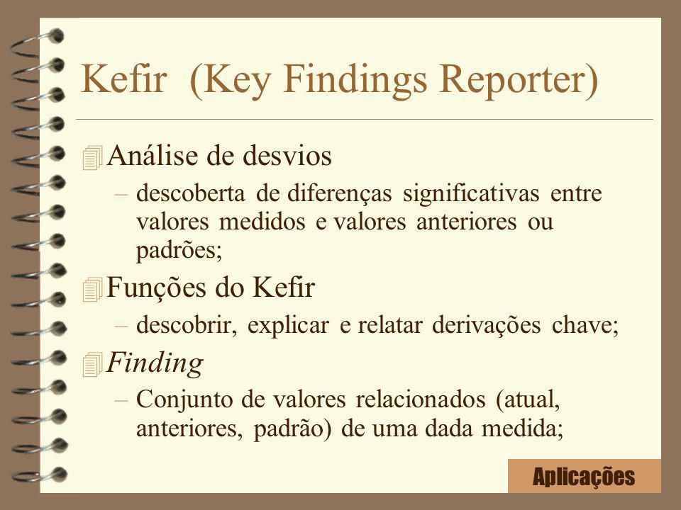 Kefir (Key Findings Reporter)