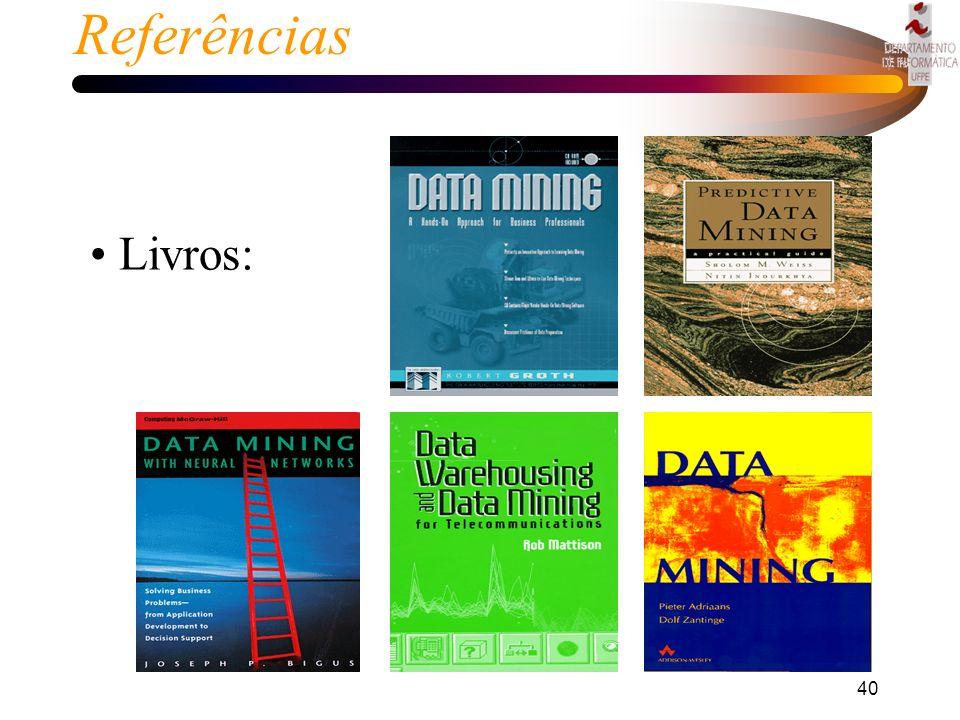 Referências Livros: