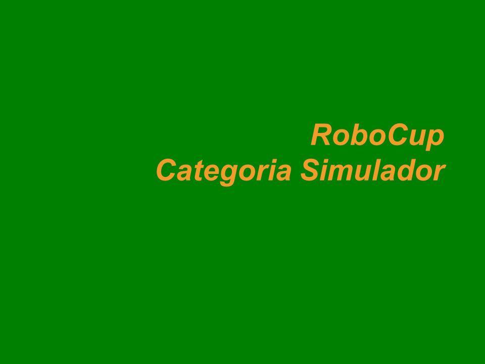 RoboCup Categoria Simulador