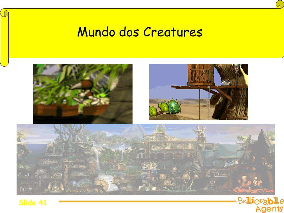 Mundo dos Creatures Slide 41