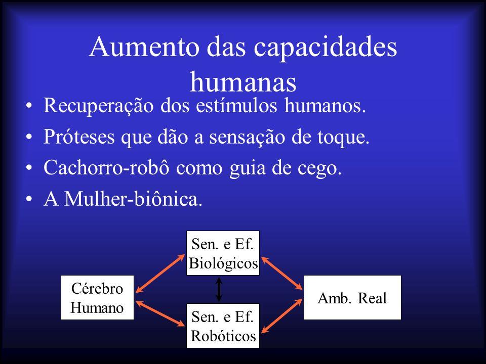 Aumento das capacidades humanas