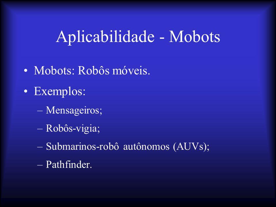Aplicabilidade - Mobots