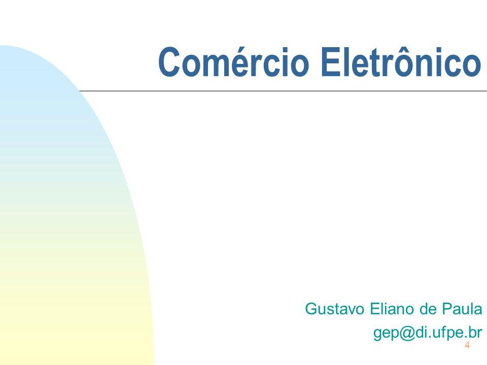 Gustavo Eliano de Paula gep@di.ufpe.br
