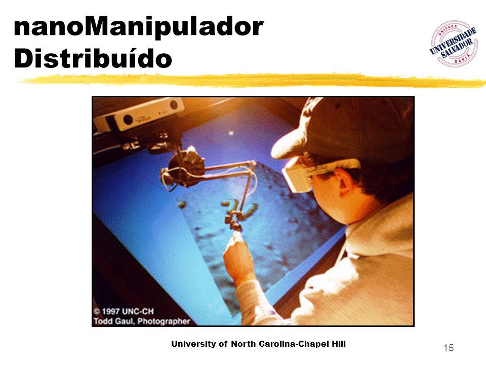 nanoManipulador Distribuído