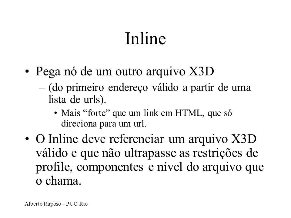 Inline Pega nó de um outro arquivo X3D