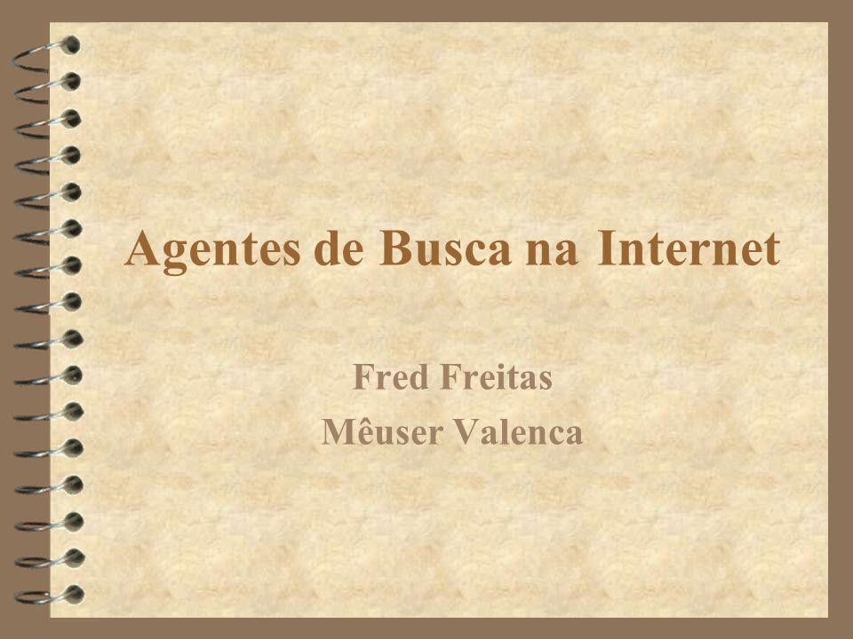 Agentes de Busca na Internet