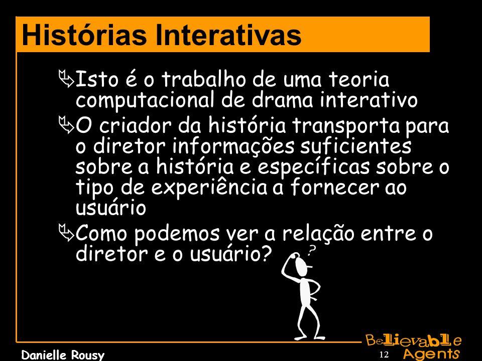 Histórias Interativas