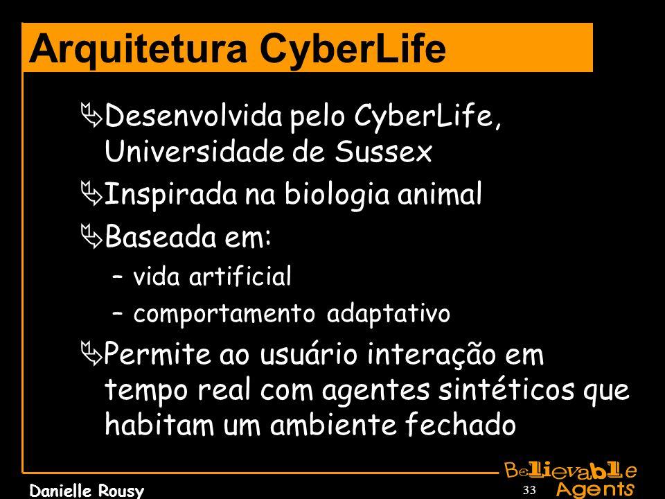 Arquitetura CyberLife