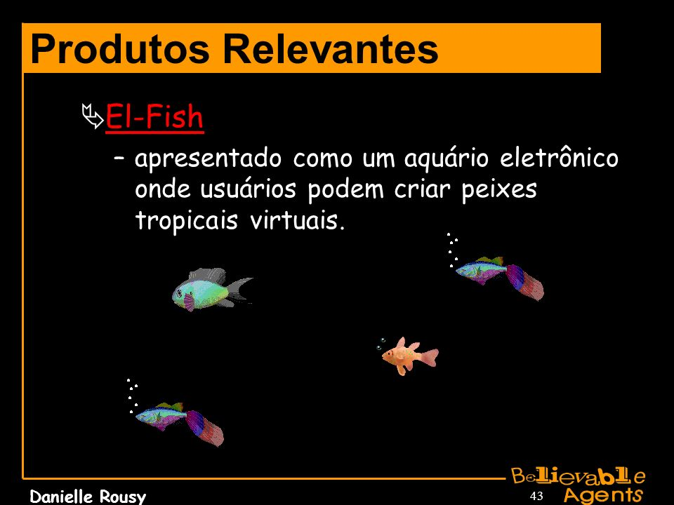 Produtos Relevantes El-Fish