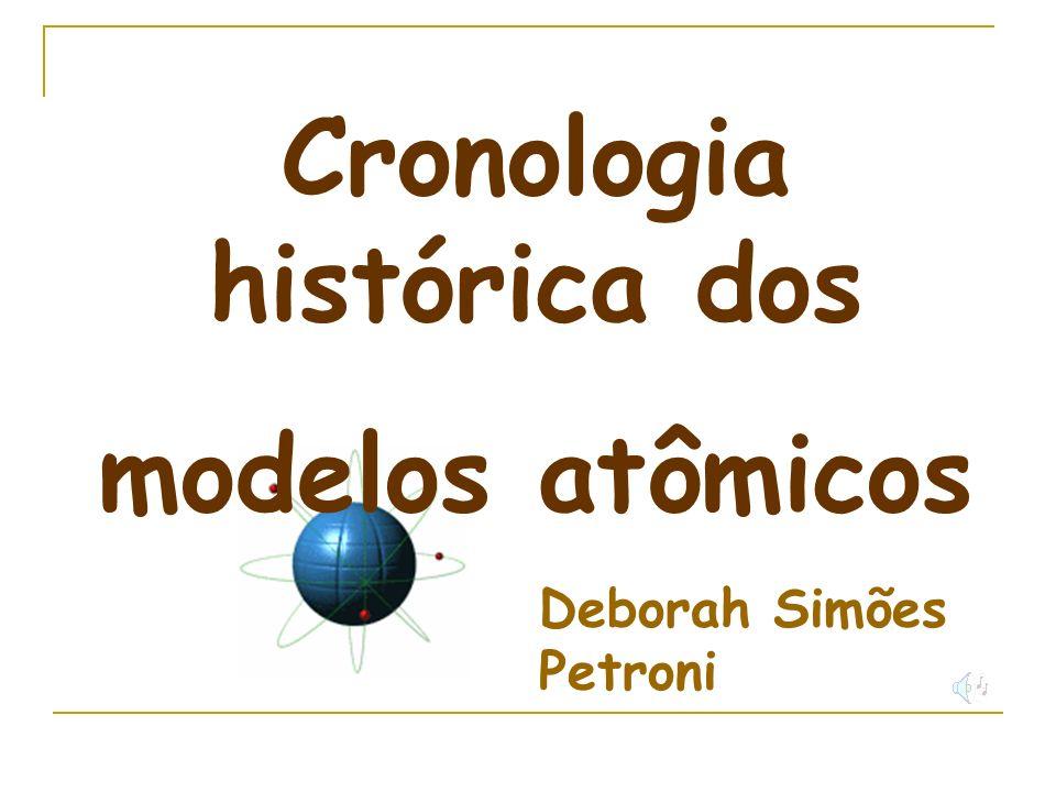 Cronologia histórica dos