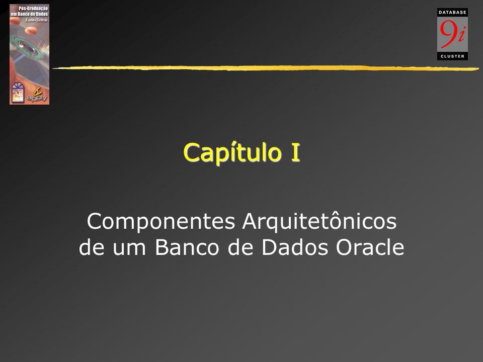 Componentes Arquitetônicos de um Banco de Dados Oracle