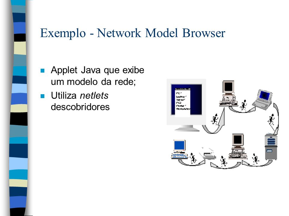 Exemplo - Network Model Browser