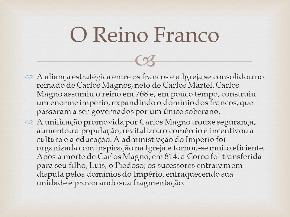 O Reino Franco