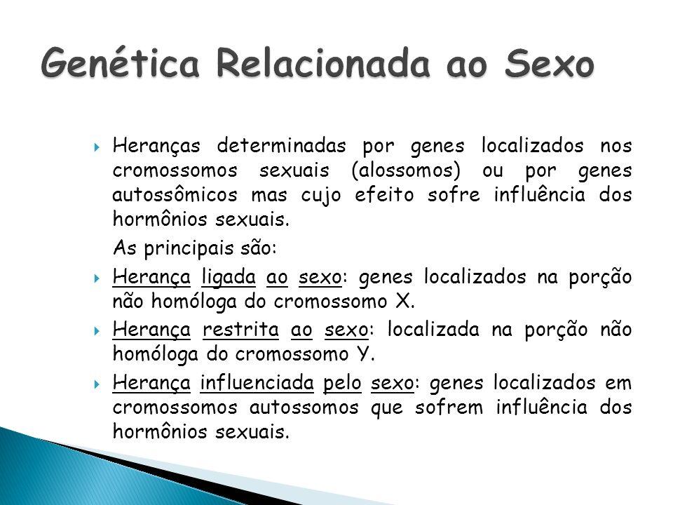 Genética Relacionada ao Sexo