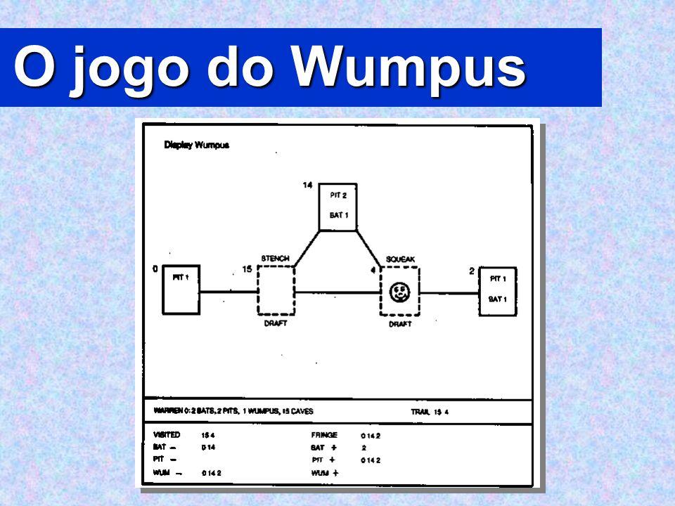 O jogo do Wumpus