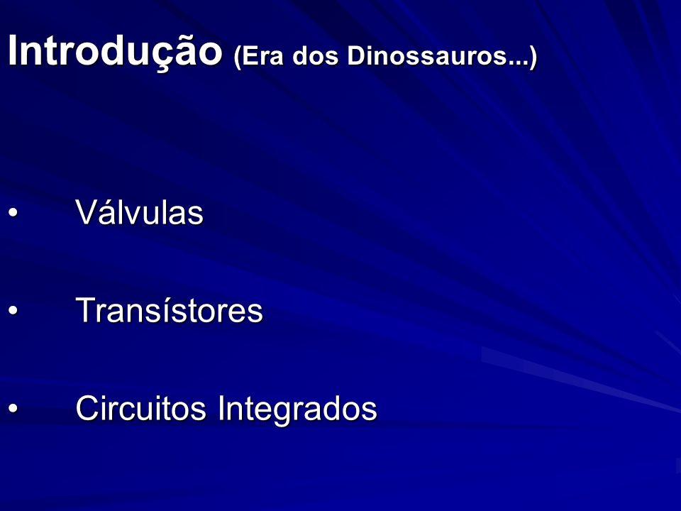 Introdução (Era dos Dinossauros...)