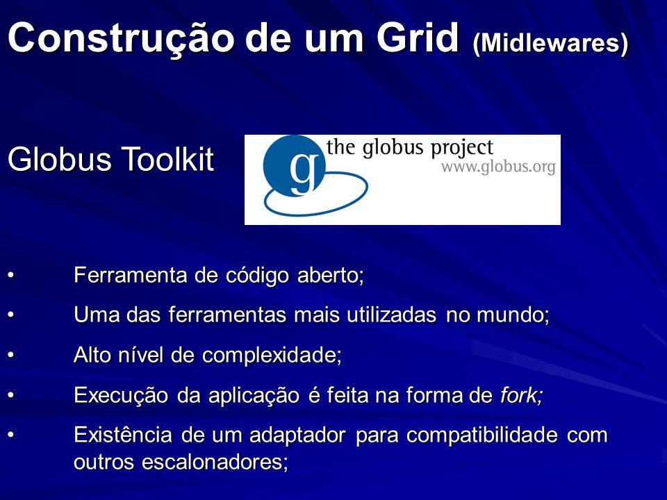 Construção de um Grid (Midlewares)