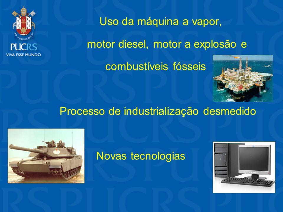 motor diesel, motor a explosão e combustíveis fósseis