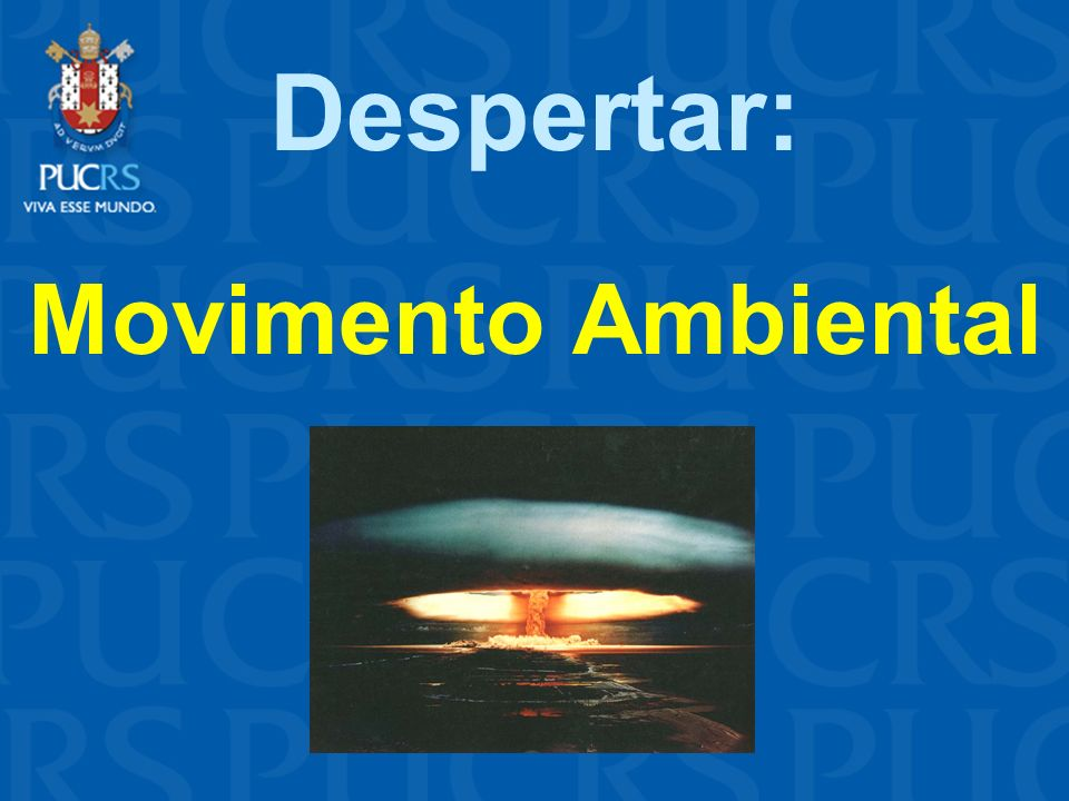Despertar: Movimento Ambiental