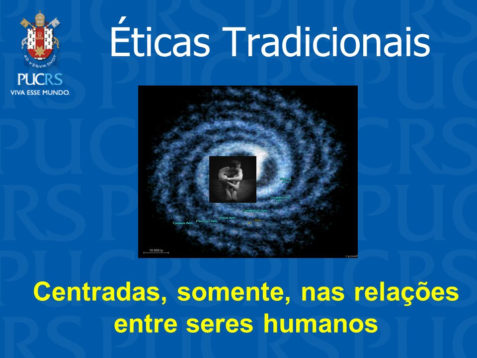 Centradas, somente, nas relações entre seres humanos