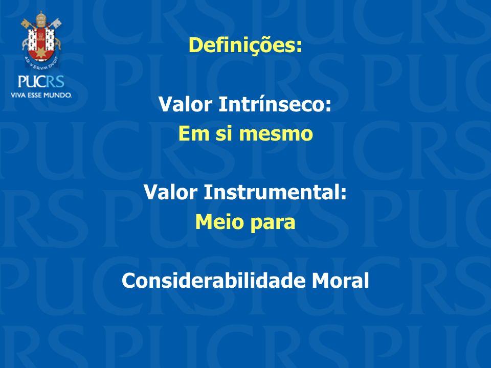 Considerabilidade Moral