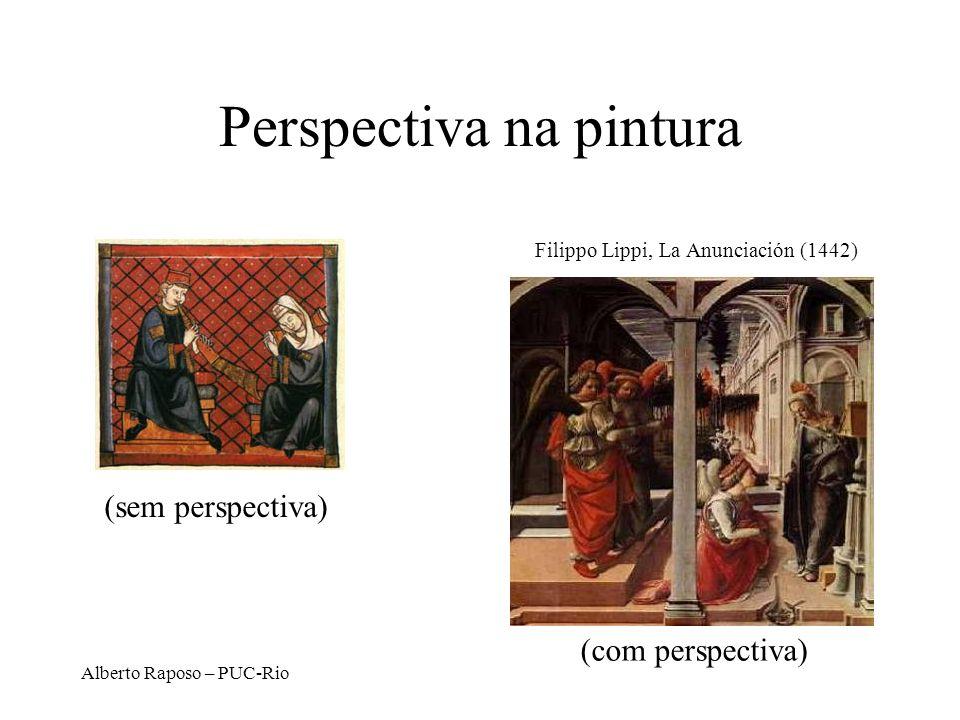 Perspectiva na pintura