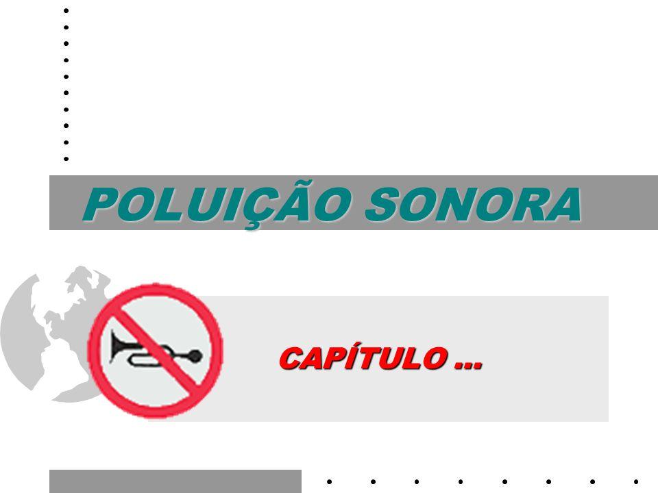 POLUIÇÃO SONORA CAPÍTULO ...