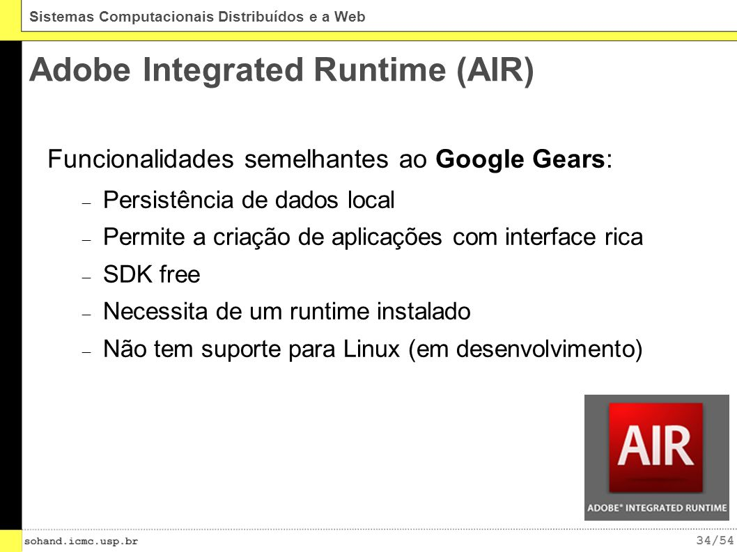 Adobe Integrated Runtime (AIR)