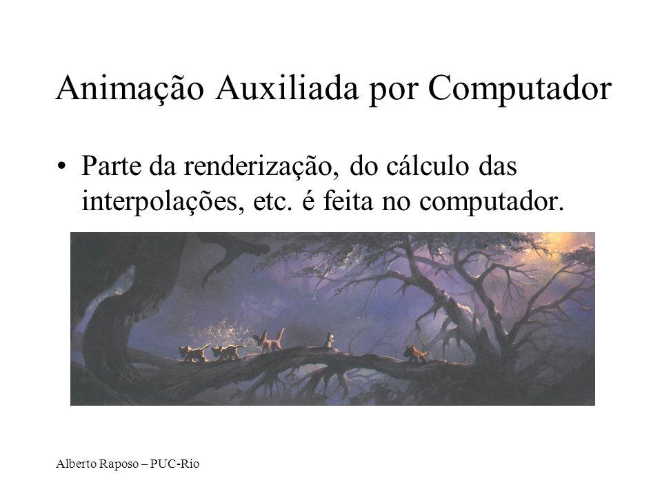 Animação Auxiliada por Computador