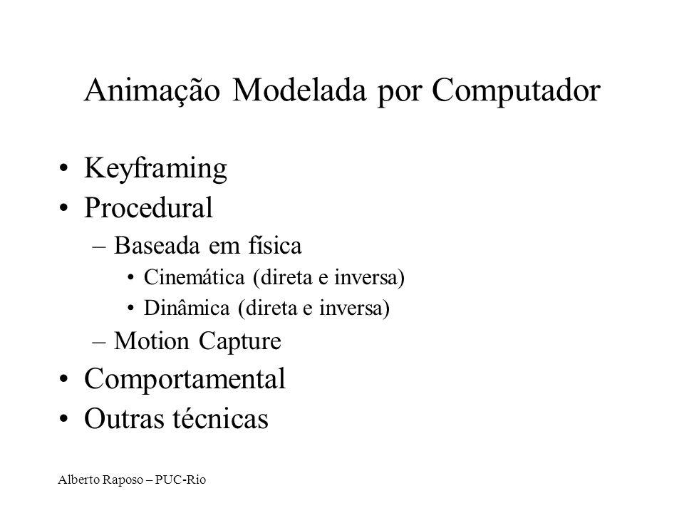 Animação Modelada por Computador