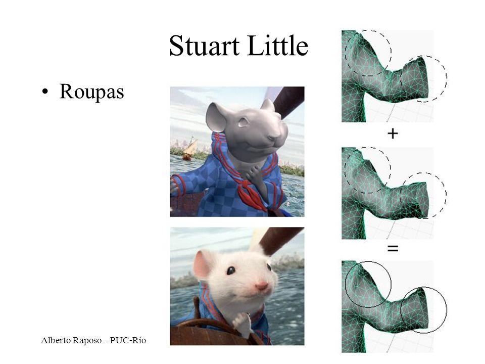 Stuart Little Roupas Alberto Raposo – PUC-Rio