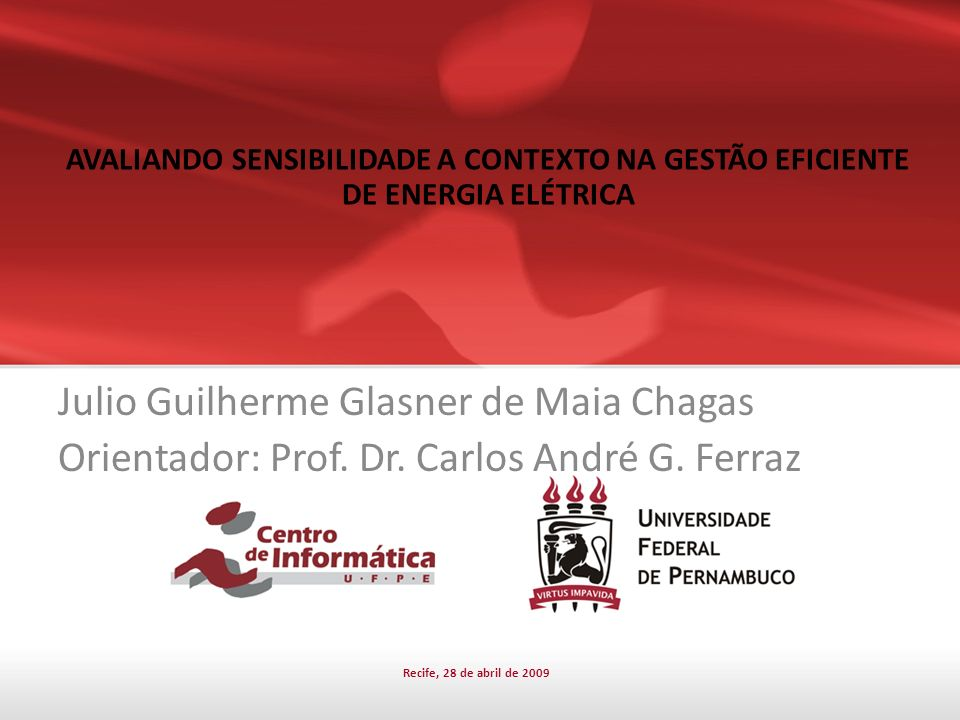 Julio Guilherme Glasner de Maia Chagas
