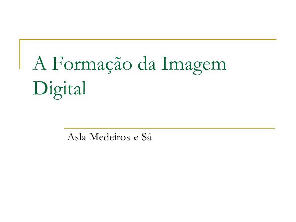 A Formação da Imagem Digital