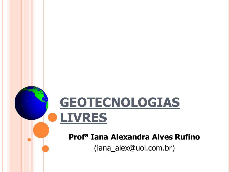 GEOTECNOLOGIAS LIVRES