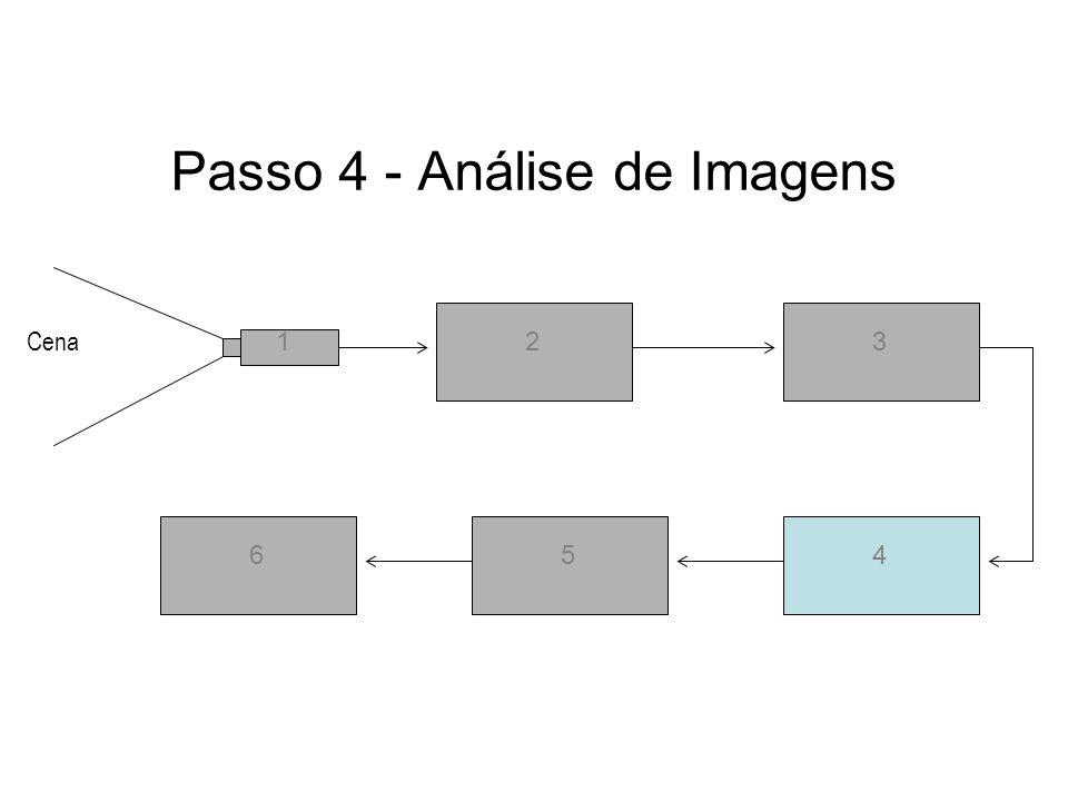Passo 4 - Análise de Imagens