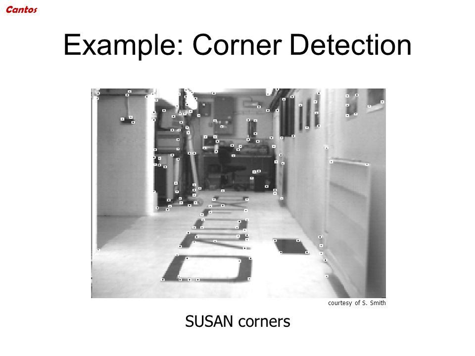 Example: Corner Detection