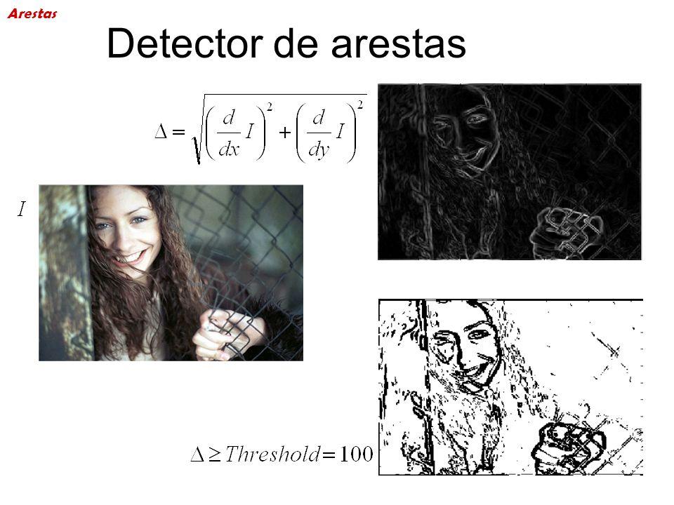 Detector de arestas Arestas 39