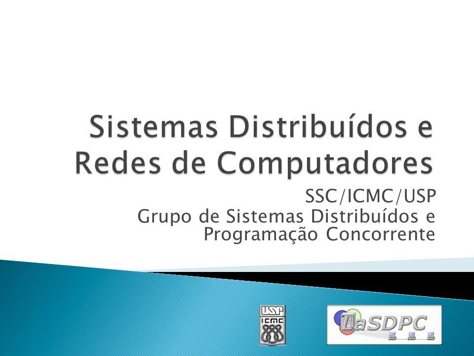 Sistemas Distribuídos e Redes de Computadores