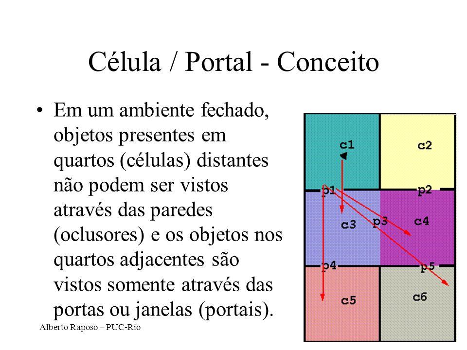 Célula / Portal - Conceito