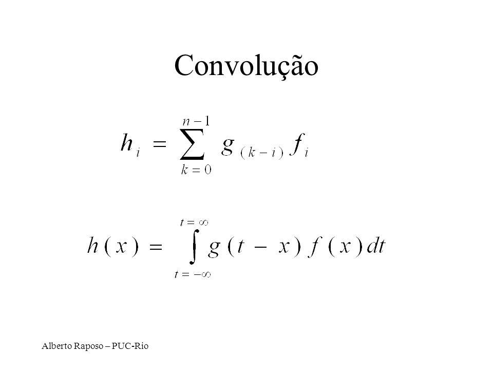 Convolução Alberto Raposo – PUC-Rio