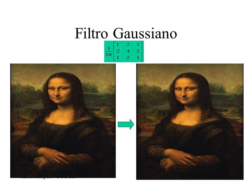 Filtro Gaussiano Alberto Raposo – PUC-Rio